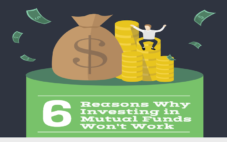 6 Reasons Why Mutual Funds Won't Work